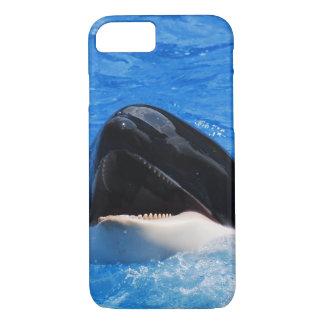 シャチのクジラ iPhone 8/7ケース
