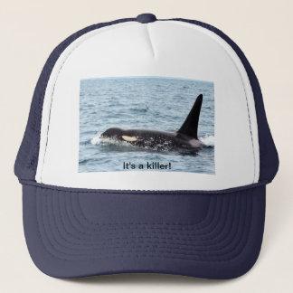 シャチのシャチの帽子-それはキラーです キャップ