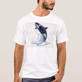 シャチのダンス Tシャツ