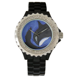 シャチの卒業 腕時計