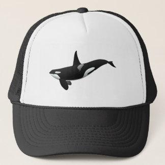 シャチの帽子 キャップ