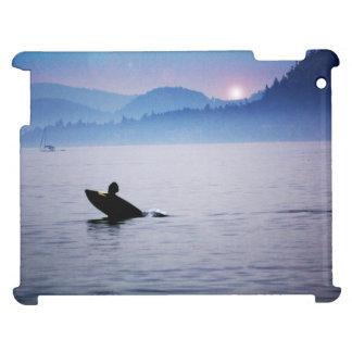 シャチの海のiPadの場合 iPadケース