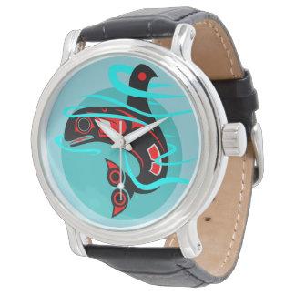 シャチの腕時計 腕時計