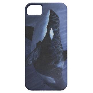 シャチの青- iPhone SE/5/5s ケース