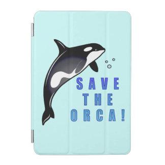 シャチを救って下さい! iPad MINIカバー