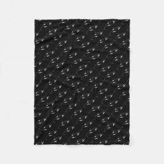シャチ毛布のカッコいいのシャチの芸術のフリースブランケット フリースブランケット