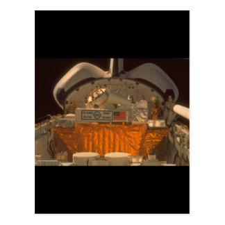 シャトルのbay_Space ポストカード
