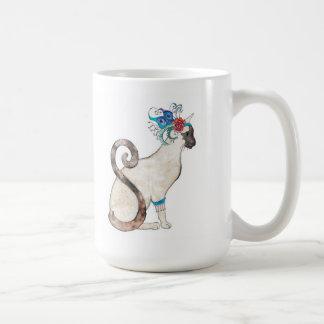 シャムのマグ コーヒーマグカップ