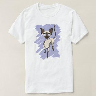 シャムの傷 Tシャツ
