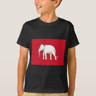 シャムの旗 Tシャツ