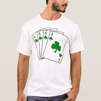 シャムロックのエース Tシャツ