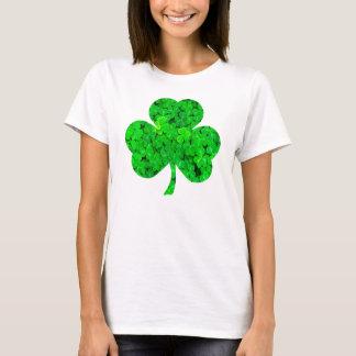 シャムロックのシャムロックのSt patricks dayのTシャツ Tシャツ