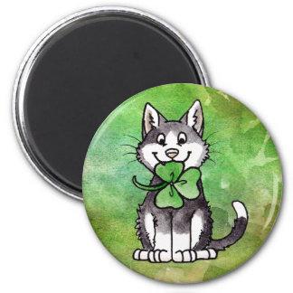 シャムロックの子猫 マグネット