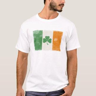 シャムロックの旗 Tシャツ