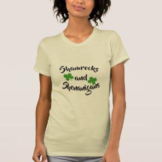 シャムロックレディースTシャツ Tシャツ