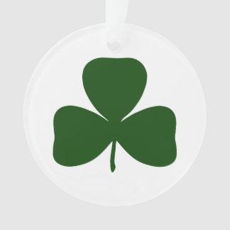 シャムロック、アイルランドのアイルランドのクローバー、St patricks day オーナメント