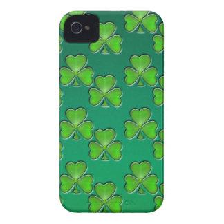 シャムロック Case-Mate iPhone 4 ケース