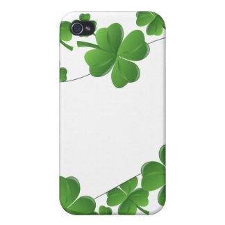 シャムロック iPhone 4/4S CASE