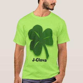 シャムロック、J-Clova Tシャツ