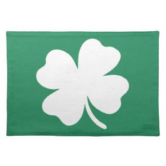シャムロックSaint patricks dayアイルランド ランチョンマット