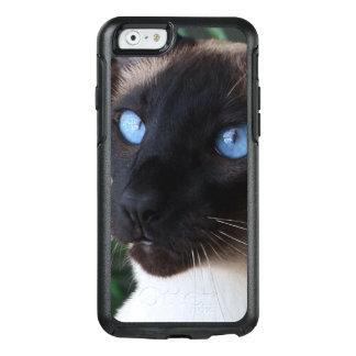 シャム猫の青い目 オッターボックスiPhone 6/6Sケース