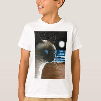 シャム猫396 Tシャツ