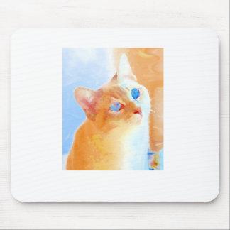 シャム猫 マウスパッド