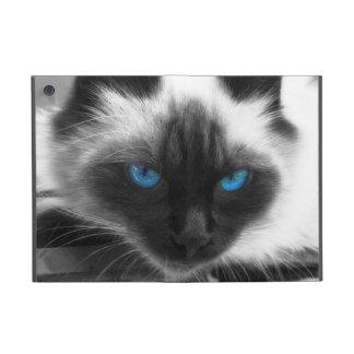 シャム猫 iPad MINI ケース