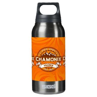シャモニーの自由32の蜜柑 断熱ウォーターボトル