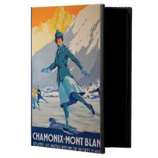 シャモニー-モンブラン POWIS iPad AIR 2 ケース