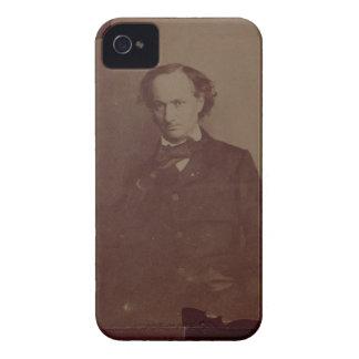 シャルル・ボードレール(1820-1867年)、フランスのな詩人、portr Case-Mate iPhone 4 ケース