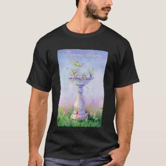 シャロンSHARPE著妖精の国の泡風呂 Tシャツ