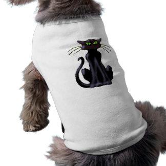 シャロンSHARPE著黒猫 ペット服