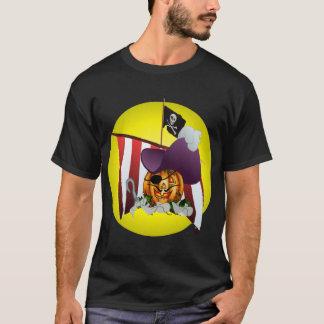 シャロンSHARPE著PUMPKIN HOOK大尉 Tシャツ