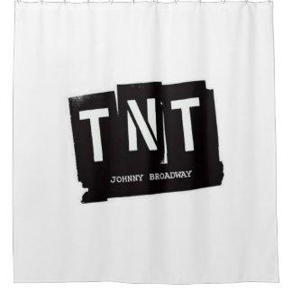 """""""シャワー・カーテン""""の-ジョニーの私のブロードウェイを買って下さい シャワーカーテン"""