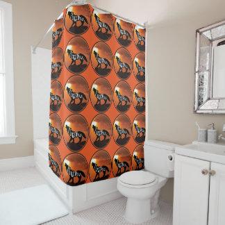 シャワー・カーテンDIREWOLF 2 シャワーカーテン