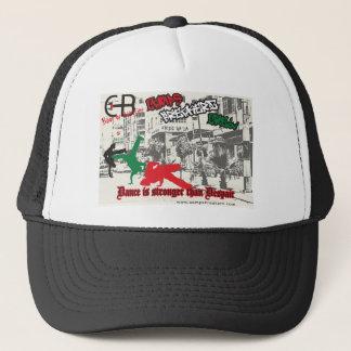 シャンタルParratt著CBCポスターが付いている帽子 キャップ