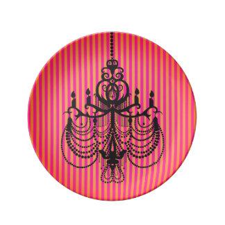 シャンデリアのデザイン-変えて下さい色(より多くの選択)を 磁器プレート