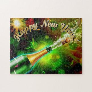 シャンペンの破裂音 ジグソーパズル