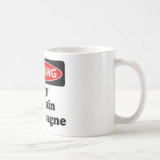 シャンペンを含むよろしいです コーヒーマグカップ