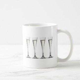 シャンペンフルート コーヒーマグカップ