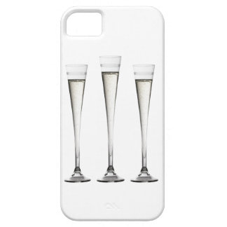 シャンペンフルート iPhone SE/5/5s ケース
