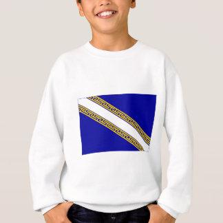 シャンペンArdenneの旗 スウェットシャツ