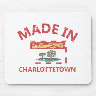 シャーロットタウンの紋章付き外衣 マウスパッド