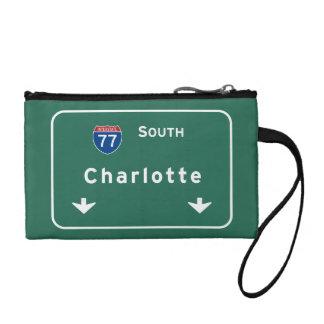 シャーロットノースカロライナNCの州間幹線道路: コインパース