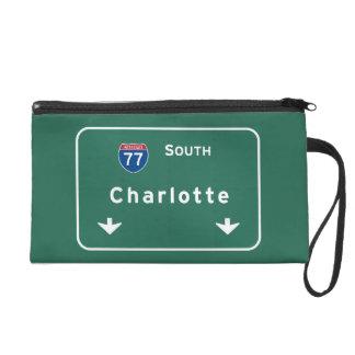 シャーロットノースカロライナNCの州間幹線道路: リストレット