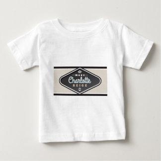シャーロットベージュ色を作って下さい ベビーTシャツ