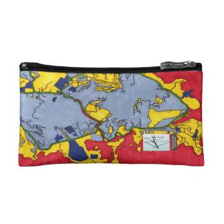 シャーロットAmalie、バージン諸島 コスメティックバッグ