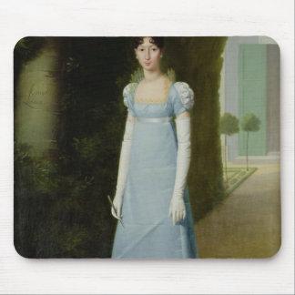 シャーロットBonaparte 1808年のポートレート マウスパッド