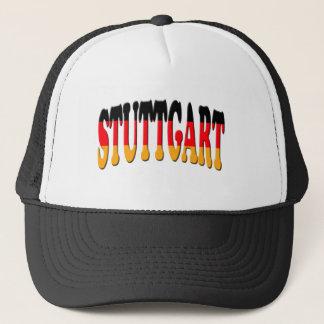 シュトゥットガルトのトラック運転手の帽子 キャップ